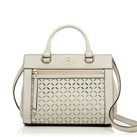 Kate Spade Perri Lane Saffiano Mini Romy Satchel